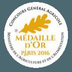 Medaille Dor